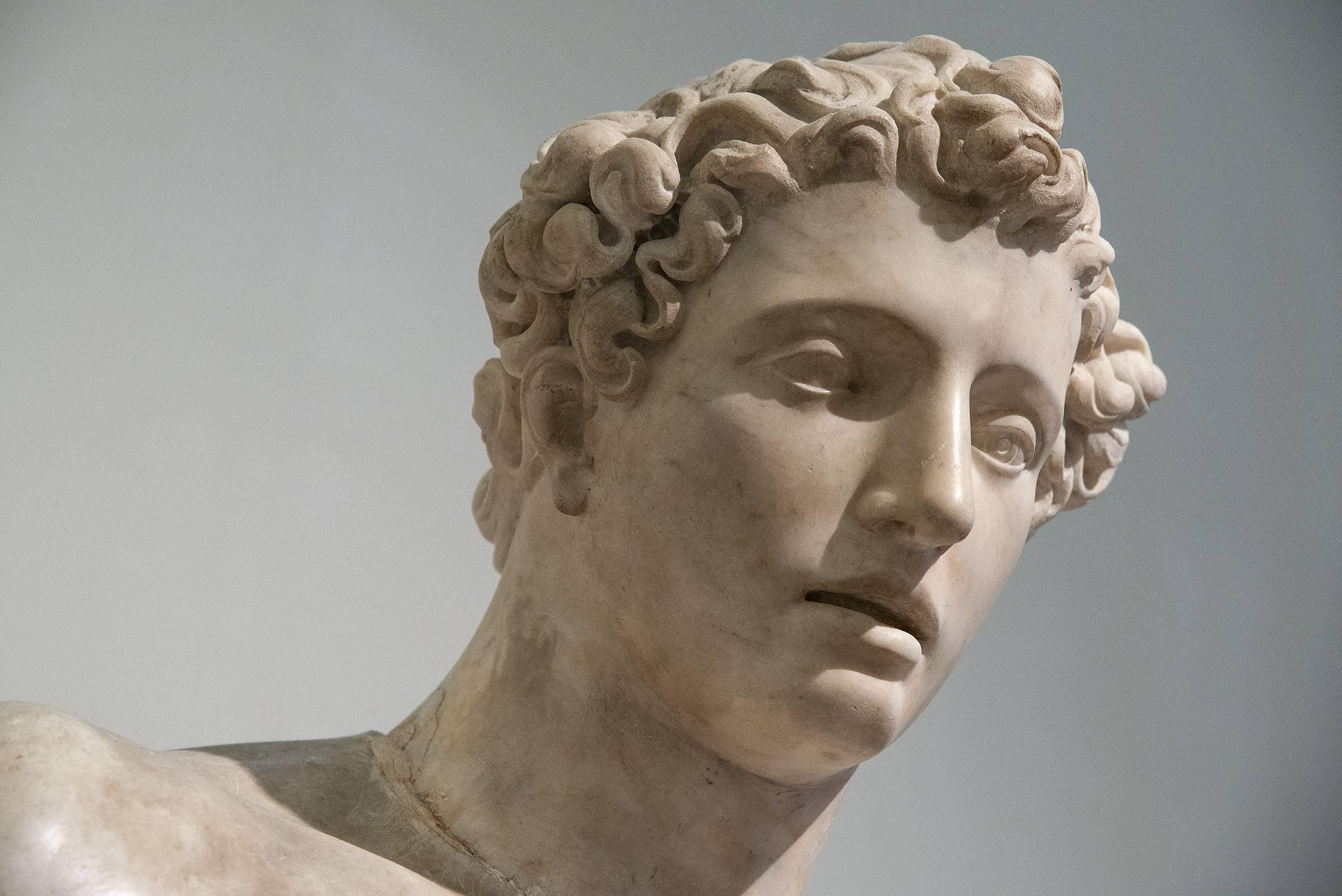 Antinoo ed Efebo – Napoli