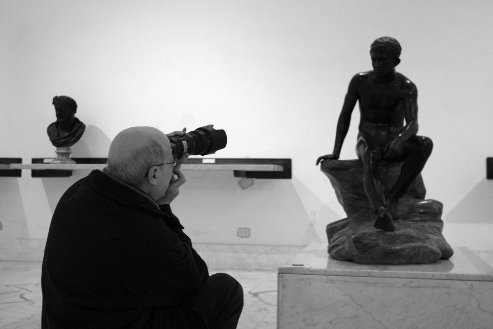 Riproduzione e fotografia di opere d'arte