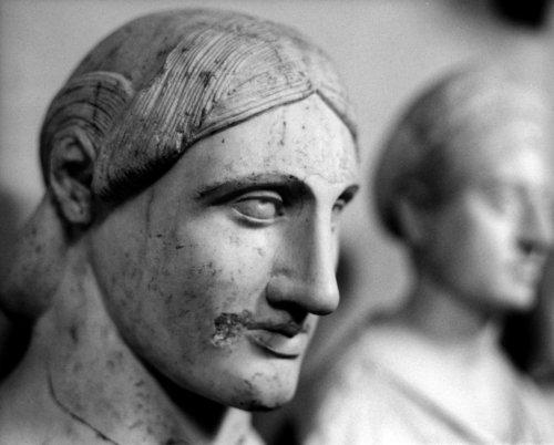 Ritratti romani di figure femminili