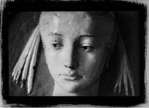Madonna, Firenze Museo del Bargello (Platinotipia)