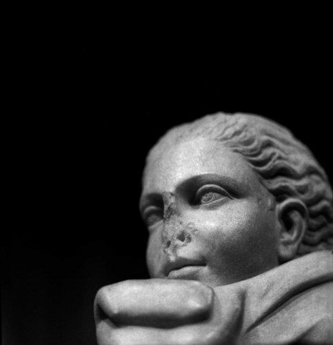 Polimnia, Roma, Museo Montemartini