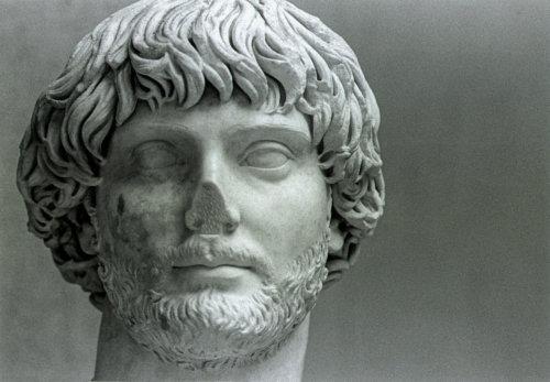 Efebo, Museo di Ostia Antica